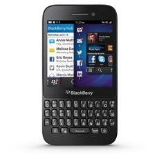 """Q5 Nero 8 GB 4G/LTE Display 3"""" Slot Micro SD Fotocamera 5 Mpx BlackBerry Italia"""