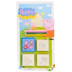 Peppa Pig Blister Timbra e Colora