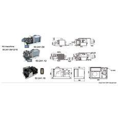 Condizionatore + pannello 220 V 12000 BTU