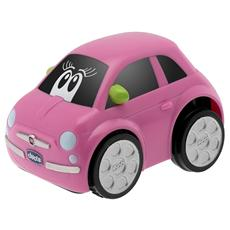 Auto Turbo Touch Fiat 500 Rosa