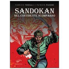 Sandokan nel continente scomparso