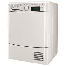 INDESIT - Asciugatrice EDPE G45 A1 ECO (IT) a Condensazione con Pompa di Calore Classe A+ Capacità 8 Kg