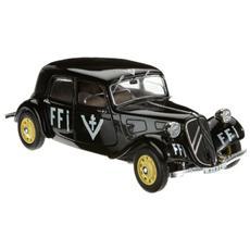 118361 Citroen Traction 11 B Ffi 1/18 Modellino