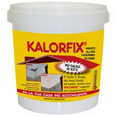 Kalorfix Fissativo Isolante Termico 5lt