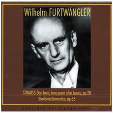 Wilhelm Furtwangler - Don Juan, Tone Poem After Lenau, Op. 20