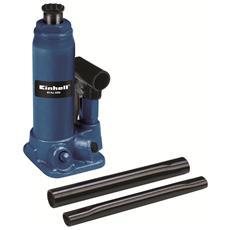 BT-HJ 2000 Cricchetto a Bottiglia Portata 2000 Kg Colore Blu