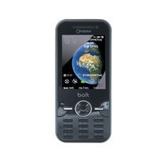 """Bolt Nero Dual Sim Display 2.4"""" +Slot MicroSD 3G Bluetooth Fotocamera 3.1Mpx"""