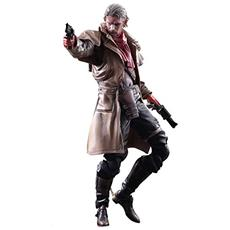 Figura Metal Gear Solid V The Phantom Pain Play Arts Kai Action Figure Ocelot 28 Cm Square Enix
