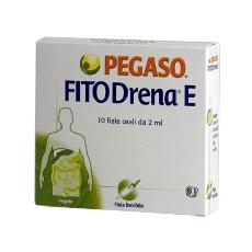 Fitodrena E Fiale Orali 10x2ml
