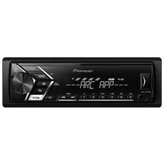 Autoradio Digitale con Sintonizzatore RDS USB e Aux-In Potenza 4 x 50 Watt