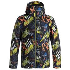 Mission Printed Youth Jkt Giacca Snowboard Bambino Tg. Anni 10a