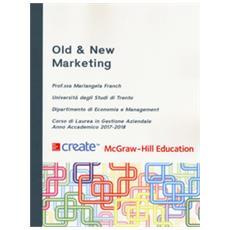 Old e new marketing
