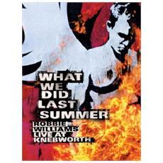 Dvd Williams Robbie - What We. . . (2 Dvd)