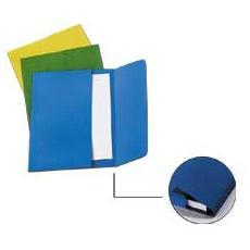 25 cartelline a busta 152b azzurro 26x34 200gr bristol