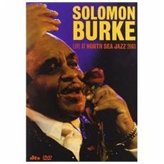 Solomon Burke - Live At North Sea Jazz Festival 2003