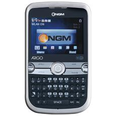 """Argo Grigio Dual Sim Display 2.4"""" Wi-Fi Tri-Band Fotocamera 3.2Mpx"""