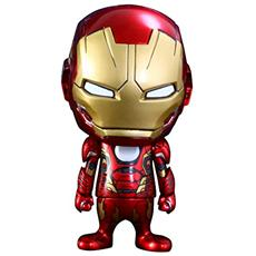 Figura Avengers Age Of Ultron Cosbaby (s) Mini Figure Series 2 Iron Man Mark Xlv 9 Cm