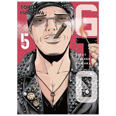 G. T. O. Paradise Lost #05