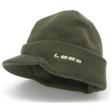 Cappello Knitted Visor Verde Taglia Unica