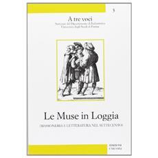 Le Muse in Loggia. Massoneria e letteratura nel Settecento