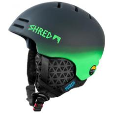 Slam Cap Fader Green Casco Sci / Snow Taglia Xs