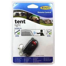 Luce Per Tenda Con Telecomando (taglia Unica) (nero)