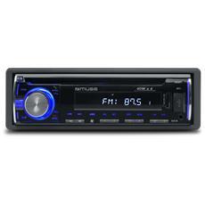 M-1229 BT, FM, MW, PLL, LCD, Bianco, Nero, MicroSD (TransFlash) , 199 x 187 x 57 mm