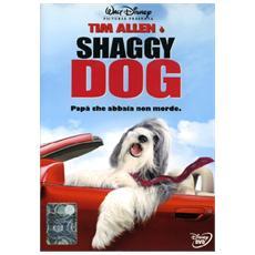 Dvd Shaggy Dog - Papa' Che Abbaia Non M.