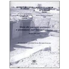 Storia dei paesaggi preistorici e protostorici nell'Alto Tell tunisino