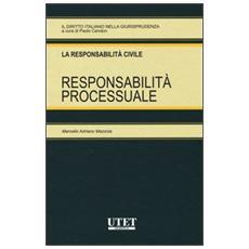 La responsabilità processuale