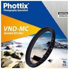 Filtro Densità Variabile ND Multi-Coated Filter VND-MC 77mm