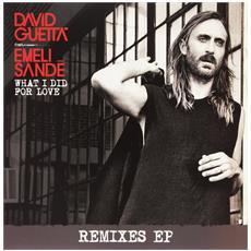 David Guetta - What I Did For Love (feat. Emeli Sande')