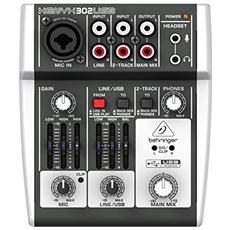 Mixer Xenyx 302 Usb