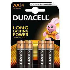 L Batterie Stilo Aa Battery Blister 4 Pz 1,5v Long Lasting Power