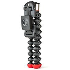 Treppiede a Impulso Magnetico GripTight One GP per Smartphone Colore Nero / Rosso