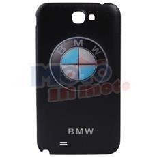 Cover Samsung Galaxy Note 2 N7100 Per Appassionati Bmw Nero