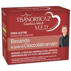 Med Bevanda Cioccolato Amaro 4x34g Gianluca Mech