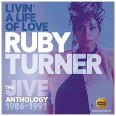 Ruby Turner - Livin' A Life Of Love: The Jive Anthology 1986-1991 (2 Cd)