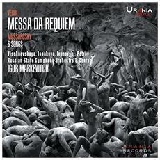 Giuseppe Verdi - Messa Da Requiem, La Battaglia Di Legnano (Sinfonia), Giovanna D'Arco (Sinfonia) (2 Cd)