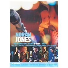 Dvd Jones Norah - Live In 2004