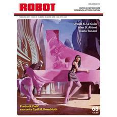 Robot. Rivista di fantascienza (2012) . Vol. 68