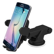 Easy One Touch Wireless QI Supporto da auto / tavolo con ricarica wireless