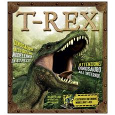 T-Rex. Con gadget