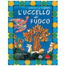 Uccello Di Fuoco (L') (Gianini / Luzzati) (Dvd+Libro)
