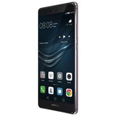 """P9 Grigio 32 GB 4G/LTE Display 5.2"""" Full HD Slot Micro SD Fotocamera 12 Mpx Android 3 Italia"""