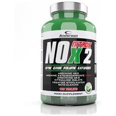 Nox Nitrox-2 Anderson Nox2 100c Ossido Di Azoto Arginina Akg Citrullina Beta