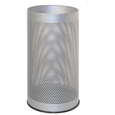 Portaombrelli in Metallo Forato Tondo 24x48cm