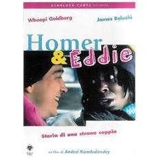 Dvd Homer & Eddie