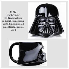 Star Wars - 3D Darth Vader (Tazza In Ceramica)