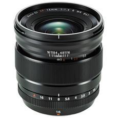 Obiettivo Grandangolare XF 16mm F1.4 per serie X